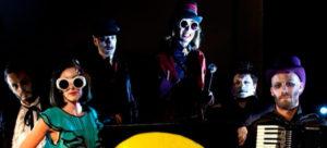 Tim Burton con Spleen Orchestra