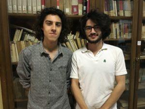 Emanuele Lotti e Daniele Aitis
