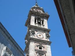 """Il campanile di San Vittore detto """"Il Bernascone"""""""