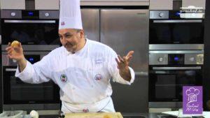 Lo chef Giordano Ferrarese