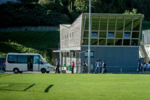 Il centro di Coldrerio (foto Ti-Press/Francesca Agosta