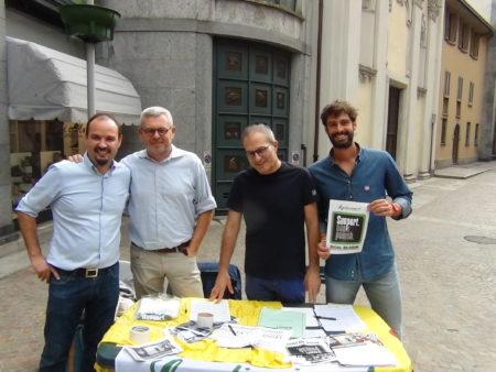 Tomasello, Vieira, Atzeni e Zocchi