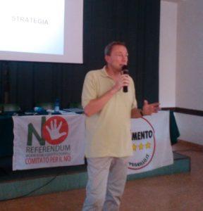 Francesco Montorio oggi a Varese