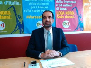 Alessandro Alfieri oggi a Varese