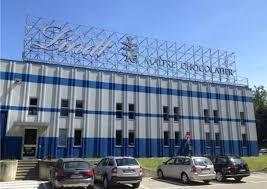 La sede Lindt a Cassano Magnago