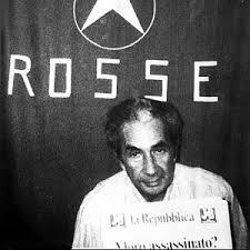 Aldo Moro nel covo delle BR