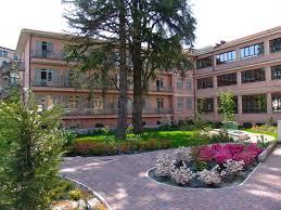 La casa di cura Molina di Varese