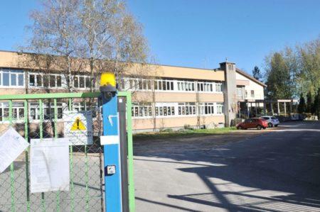 La scuola primaria Sacco di Varese