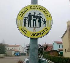 zona controllo vicinato