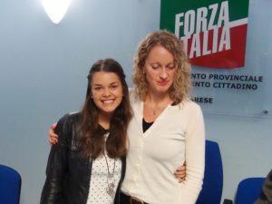 Carlotta Calemme e Alessandra Grossi