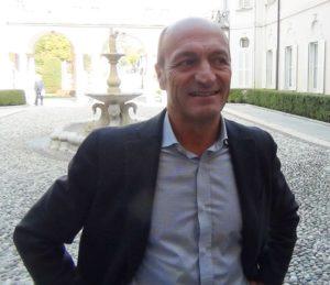 Il presidente della Provincia Vincenzi