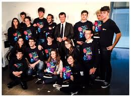 Tanti giovani partecipanti (foto Bergamo post)