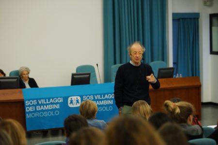 Gherardo Colombo oggi a Varese