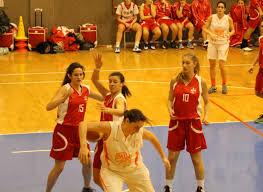 Basket Como in azione