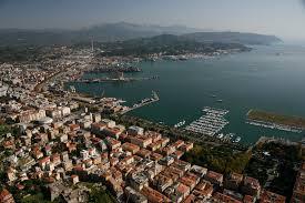 Il porto di La Spezia