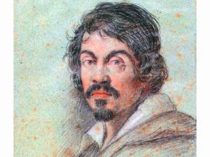 Caravaggio: autoritratto