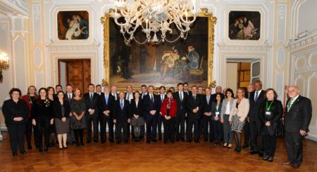 Tutti i delegati presenti a Varese