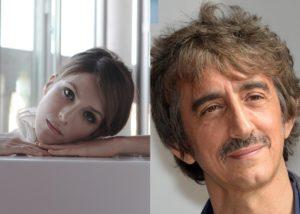 Cescon e Rubino (credits: Lovino e Ansa)