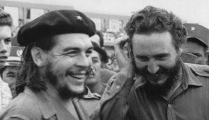 Fidel con il Che